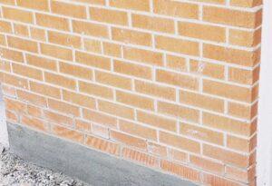 concrete, block wall repair